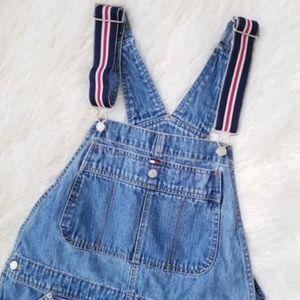 Tommy Hilfiger Vintage 90s Style Overalls